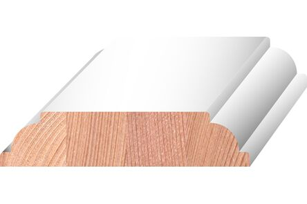 q-pine architraaf qp33 15x70x4800