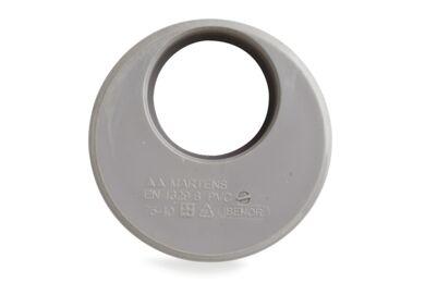 MARTENS PVC Verloopstuk 1x Lijmmof 40mm Naar 75mm