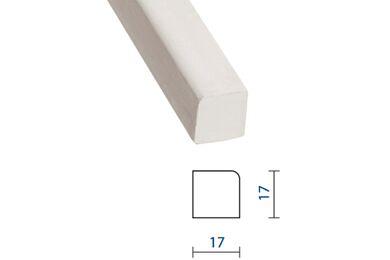 Meranti Glaslat GL11 gegrond FSC 17x17x4000mm