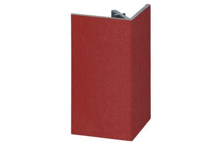 keralit hoekprofiel uitwendig 2812 classic rood 3011 4000mm