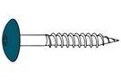 RVS Schroef voor Rockpanel Metallics Azuurblauw 4,5x35mm 100st