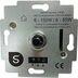 sw s2 inbouw dimmer led 6-50w drukwissel element 150w