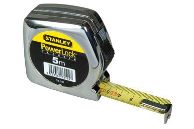 STANLEY Rolmaat 033194 Powerlock 5m 19mm