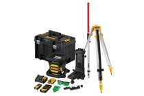 DEWALT DCE080D1GS-SET Roterende Laser 18V 1x 2,0Ah
