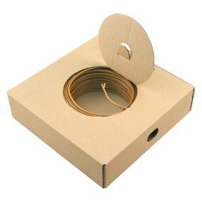 installatiedraad vd 2,5mm² bruin