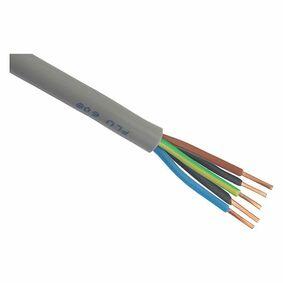 kabel xmvk 5x2,5mm² grijs 50m