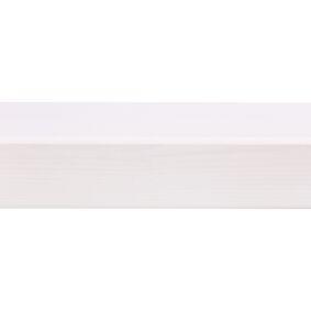 grenen hoeklat wit gegrond fsc mix 70% 44x44x2700