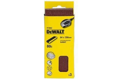 DEWALT Schuurband DT3663 64x356mm K100