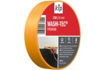 KIP Fineline tape 238 Washi Geel Rol 24mm 50m