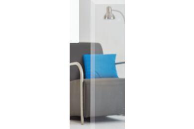 SKANTRAE SKS 2240 Blank Facet Veiligheidsglas Set 630x2115mm