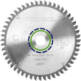 Festool Cirkelzaagblad Speciaal TF52 52-tands 160x2,2x20mm