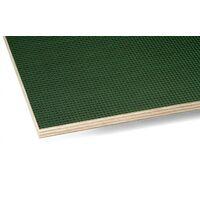 <p>Sterke berken multiplex constructieplaat geschikt voor exterieur gebruik. De plaat is voorzien van een fenol film op beide zijden van de plaat. Wordt veelal toegepast op plaatsen waar een hoge slijtvastheid is vereist.</p>  <p>&nbsp;</p>