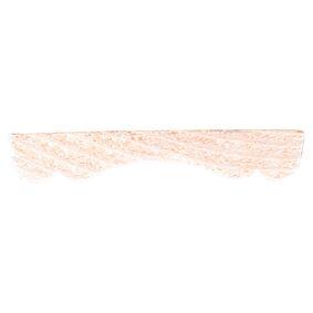 grenen decorlijst wit gelakt fsc mix 70% 8x46x2700