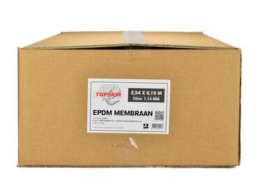 TOPSKIN EPDM Membraan 2,54x6,10m