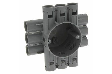 centraaldoos voor holle plafonds 12/16mm