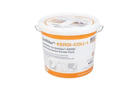 kerdi-coll-l afdichtingslijm set 2 componenten emmer 4,25kg