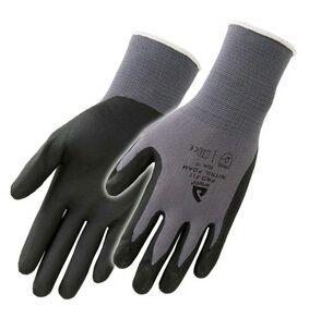 handschoen nitril maat 9 foam