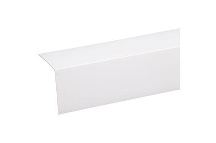 kunststof hoekprofiel wit 40x40x2600