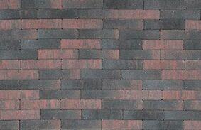 tremico waalformaat rood/zwart 20x5x6cm