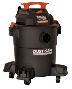 perfectmate dust safe nat-droogzuiger 23ltr
