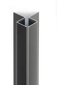 eternit aluminium buitenhoek engels groen c31 3000mm