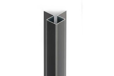 CEDRAL Buitenhoek Symmetrisch C54 3000x35x25mm