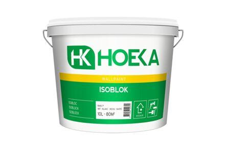 hoeka isoblok latex basis p wit 10ltr