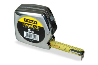 STANLEY Rolbandmaat 033194 Powerl 5m 19mm