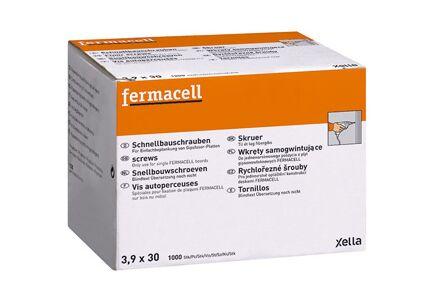 fermacell snelbouwschroeven 3,9x30mm 1000st
