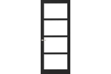 WEEKAMP WK6358-C Blank Veiligheidsglas Stompe Deur FSC 880x2315mm