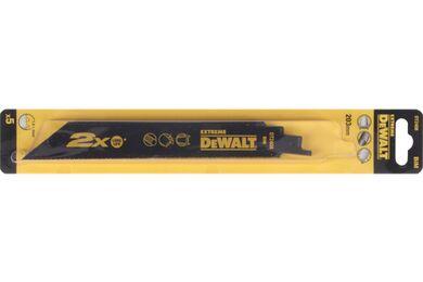 DEWALT DT2408L-QZ Reciprozaagblad Metaal 203mm 2x14/18TPI