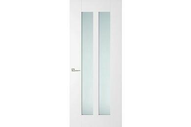 SKANTRAE SKS 3452 Opdekdeur Links Blank Glas FSC 880x2115mm