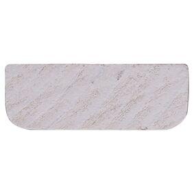grenen koplat recht wit gegrond fsc mix 70% 13x34x2700