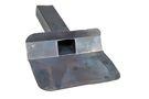 Loden Hemelwater Afvoer U 60x80-300 45°