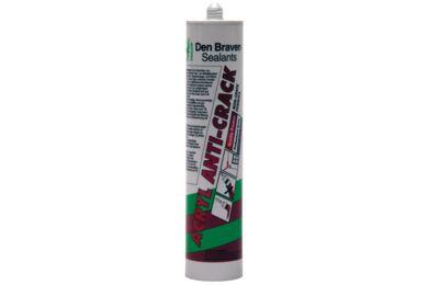DEN BRAVEN Acryl Anti-Crack Wit 310ml