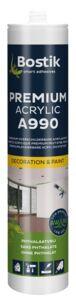 bostik a990 acrylkit wit