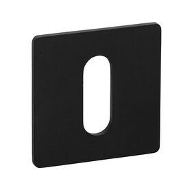 comfidoor sleutelrozet slim round black