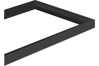 Deurkozijn Hardhout Stomp Zwart Gegrond FSC 56x115x2315mm