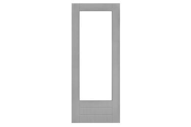JONGENEEL Aluprofiel 40 Gegrond 201,5x83cm