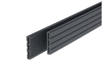 UPM ProFi Deck Afdekstrip/Kantplank Stone Grey 12x66x4000mm
