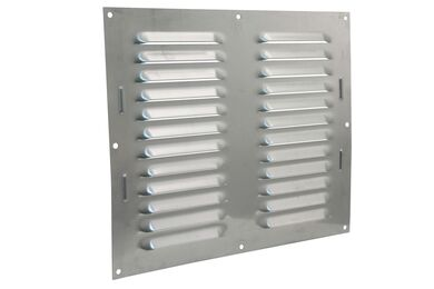 STARX Schoepenrooster Aluminium Blank 300x250mm