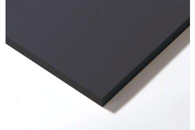 Valchromat MDF SBL Black 8 mm 244x183cm