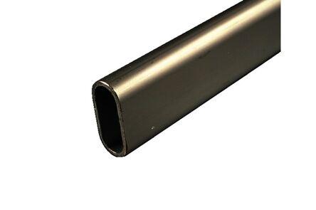 kastroede aluminium zilver 2500mm
