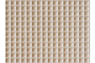 Fitwall Creative Wandpaneel Shades Vanilla Sand 3165x1228x10mm