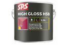 SPS High Gloss HSB Ral 9010 Buiten 2,5l