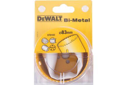 dewalt gatenzaag bi-metaal dt8183-qz 83mm