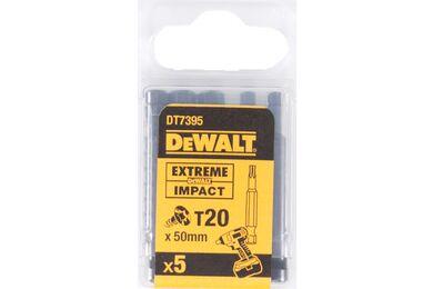 DEWALT DT7395T-QZ Impact Torsion 50mm Torx T20