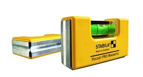 stabila pocket waterpas pro inclusief broekclip