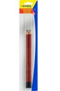 lyra tegelzetterspotlood orlow 240mm (set van 2 stuks)