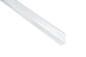 fibo trespo eindprofiel aluminium 2400mm